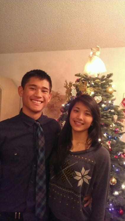 Spent half of New Years Eve with this guy :)