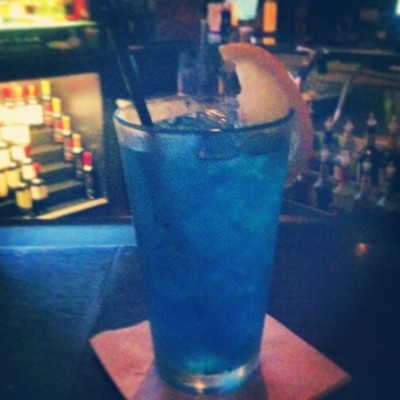 #bluemotherfucker thanks for the drink suggestion @chrisatilla