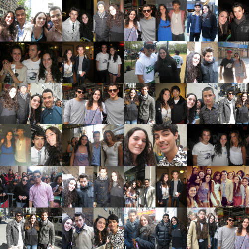 Well it's been a Jonas filled year, if I do say so myself.