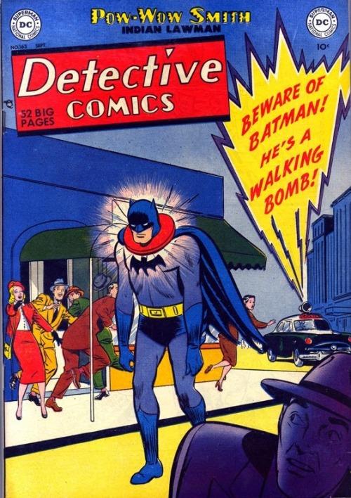 (via Gone & Forgotten: BATMAN LEADS AN INTERESTING LIFE - THE MAN WHO FEARED METAL)