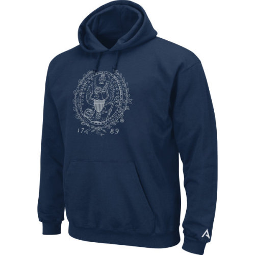 Georgetown University 1789 seal sweatshirt SWEATSHIRT CRUSHIN'
