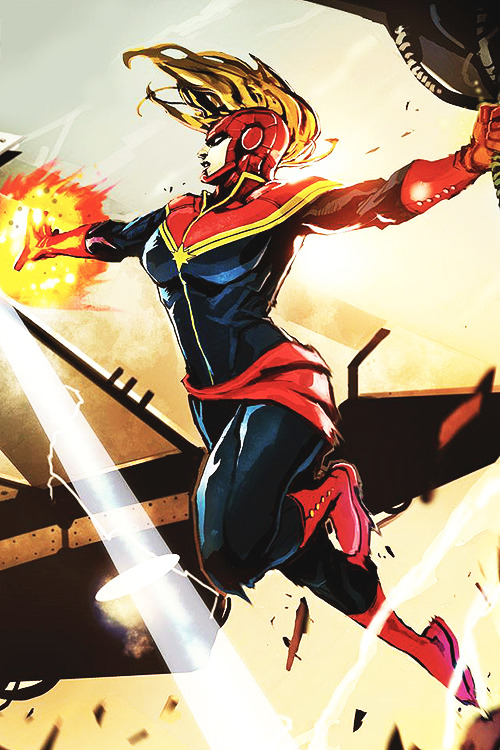 Captain Marvel #2 2012
