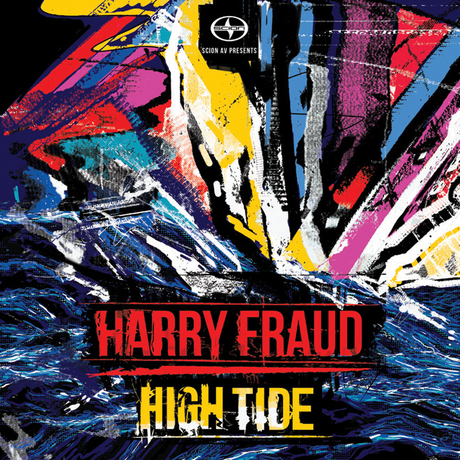 New EP from the beatslinger Harry Fraud High Tide Features include Smoke DZA, Tech N9ne, Action Bronson and more… Download here