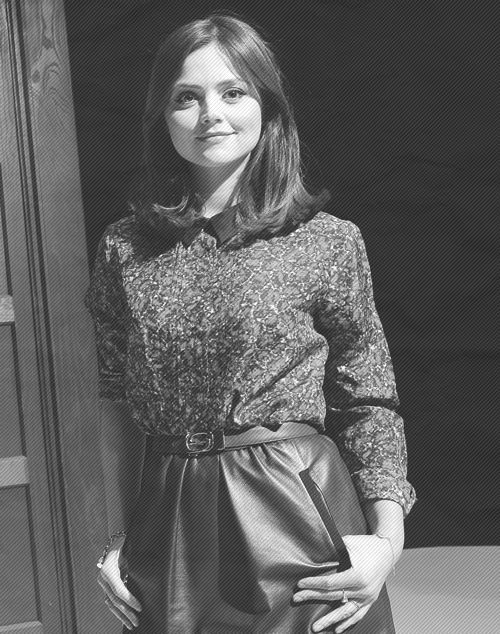 Doctor Who Challenge.  Day 2: Favourite Companion. Clara Oswin Oswald played by Jenna-Louise Coleman.