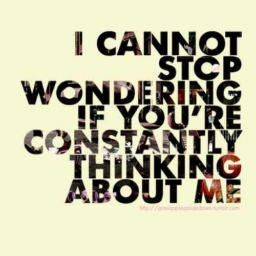 elissiamonsterrbxtchx:  #crush #love #wondering #thinking #confused #i #really #heart #quote #tumblr
