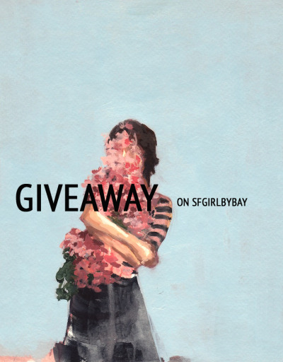 I am currently having a giveaway of 16 x 20 prints on sfgirlbybay !