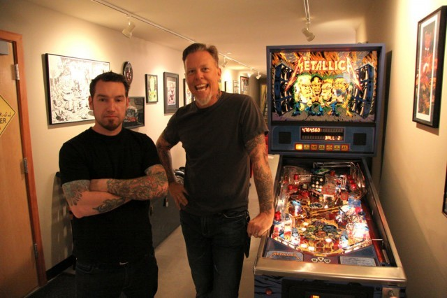 "Will the Metallica table help pinball ""ride the lightning"" to relevance?"
