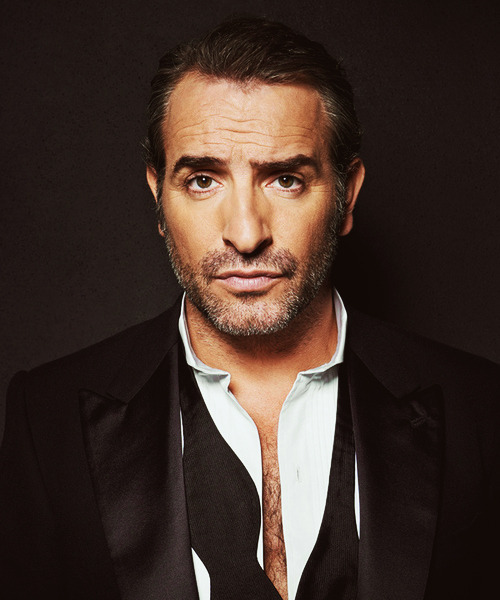 jean dujardin for premiere magazine