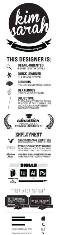 My resume that I submitted to the Multicultural Advertising Internship Program!