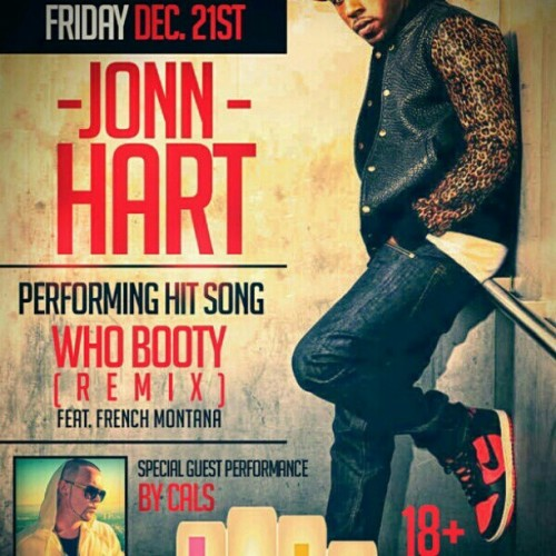 Friday night I will be performing at Belo in San Diego with my brutha @4jonnhart