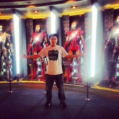 Its #iron #man!!! #models #armor #red #marvel #movie #comic #tonystark