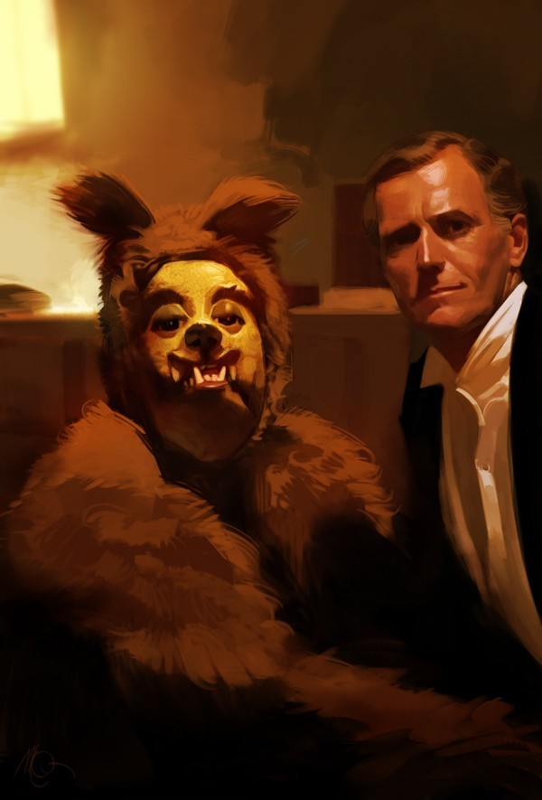 the-overlook-hotel:  Artist: Massimo Carnevale