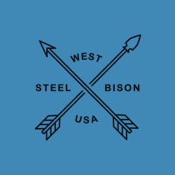 Working on new products and ideas for Steel Bison. Stay tuned…