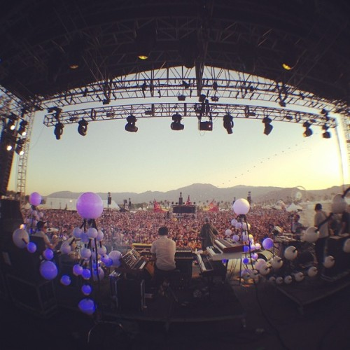 @portugaltheman #coachella weekend ii (at Coachella Valley Music and Arts Festival)