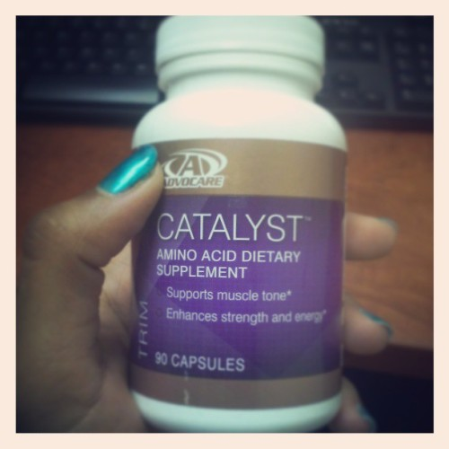 My first @advocare test run. Added this to my daily routine. #supplements #health #fitness #lifestyle #athlete #female #professional #training #gear #catalyst #aminoacids