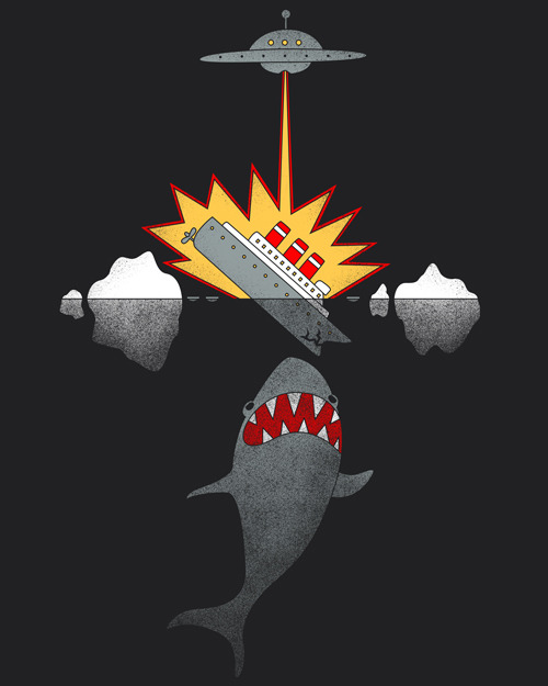 Bad Luck Combo – now scoring at Threadless. Cheers!