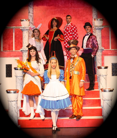 Alice In Wonderland Stirling Festival Theatre Christmas Panto 2012
