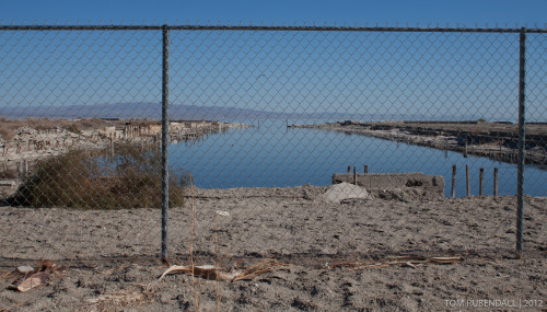 Abandoned Marina at the Salton Sea