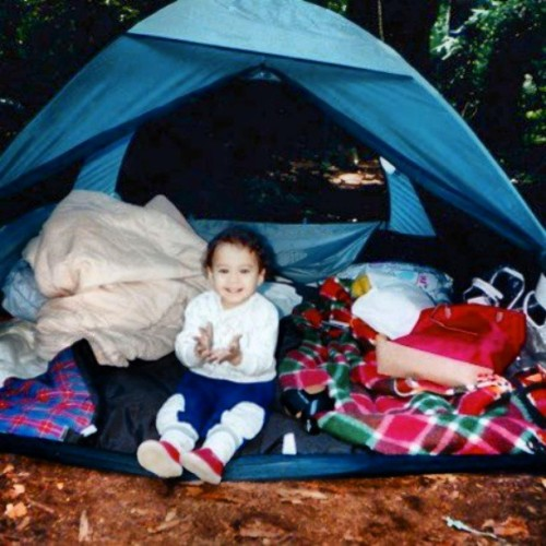 I have always loved camping!