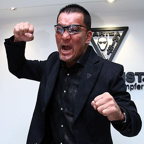 [All Japan News] Masahiro Chono, current adviser to AJPW, held a public press conference at the Aristrist Omotesando in Tokyo, Japan. Chono instantly took after the current system/regime of how the promotion is being run at the moment. Chono came into the promotion early this year when Keiji Mutoh was still in charge and become an overseer to the many happening within the promotion. Then after the change in power happened in July, Chono has since remained in his position.Chono mentioned the next big show on November 24 at the Nagano Big Hat and stated that Akebono vs. Doering for the Triple Crown should be seen as something more with the first time, in a long time, we are seeing two super heavyweights from foreign countries facing off. He also made not that they both bring completely different dynamics to the ring, Akebono with his unmatched size and Doering with his unmatched strength.Chono has taken it upon himself to be the overseer of the foreign talent that are coming into the promotion and currently is looking at D-Lo Brown and Bambi Killer who have become regulars as of late. It has been said that Chono will be holding a meeting with these two before their scheduled 6 man tag, with Chono, and that he will be assessing their roles within the promotion. More or less he seems to be stating that he wants to see these two prove themselves as a real force in Japan. He stated that both men are good wrestlers, but he does not have time to waste on useless talent. Even with the current Triple Crown Champion in Akebono, he wants to see him prove himself as the champion. It does not matter that Akebono is a former Yokozuna, sumo grand champion, and that he wants to see him continue growing as a professional wrestler.Chono then went on the address the problems with those who are in power behind-the-scenes. Not all the fault shall be laid upon the wrestlers at this time as they are going out and showcasing what they do best. More guys need to be given opportunities to show there true potential and more emphasis needs to be on challengers for the belts whether it be for the Triple Crown or even now with the GAORA belt making its return. Challengers need to be built and shown as worthy contenders. It is either now or never or nothing will change with the current position of the company.The wrestlers themselves need to have more self-confidence in themselves and they need to work hard to be in the top position. But for the wrestlers themselves to actually care, the ones in charge need to care as well. If there is no reason to try with someone well then they might as well be completely useless. Chances need to happen to see a proper growth in the future.————————————————————————————-This is not the firs time that Chono has mentioned that there needs to be changes, but today he came out with an intentional purpose of lighting a fire under All Japan. As it is clear that in terms of attendance and sales this is the worst that the promotion has seen in years, if ever.All Japan managed to rise following the split back in 2000 and Chono is clearly trying to see that the promotion can rise forth once more.I personally believe Chono is not wrong in mentioning his grievances publicly as it is pretty clear that things are not the best within the promotion at this time.Chono is pretty determined that he wants to see a complete reconstruction of the promotion and it is now up to those in charge of All Japan to either listen to what Chono is saying or not.