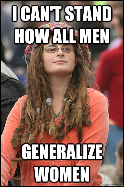 meme-spot:  College Liberal  The sad part is I know people like this.