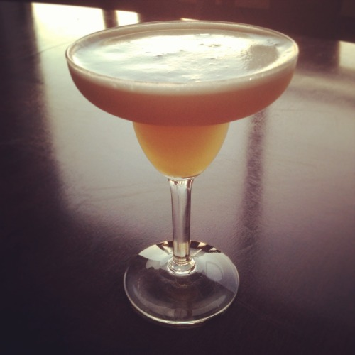 the weekend. finish it off nicely with a whiskey sour.