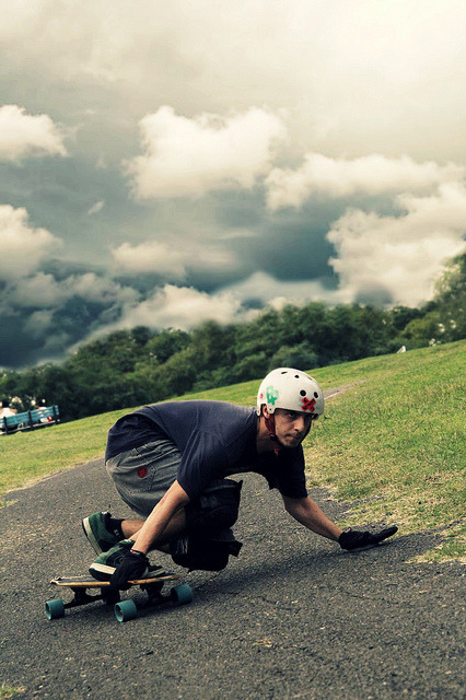 Longboard Argentina by Cecilia Etchepare - Vitamina C - on Flickr.