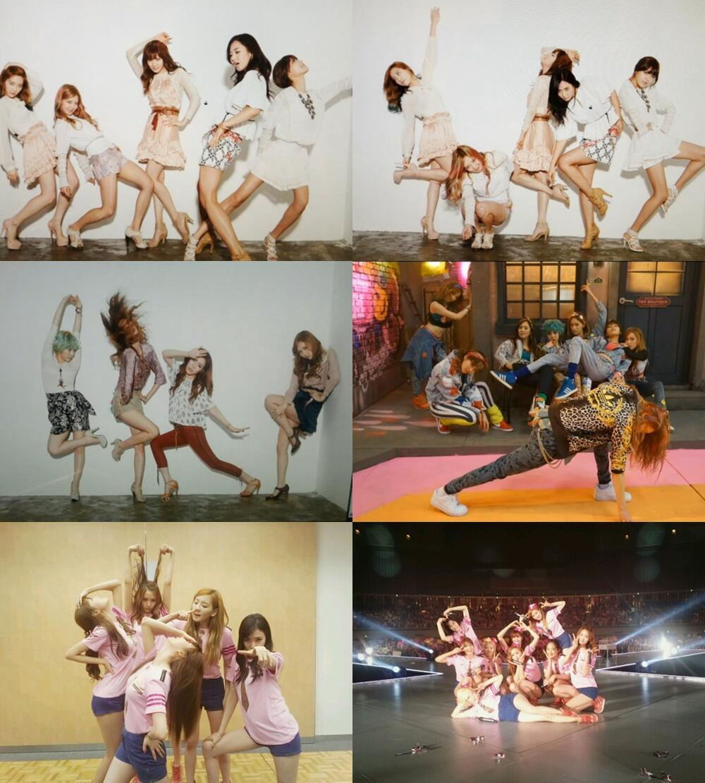 fuckyeahsoshi-sone:  Asia's No. 1 Girl Group. The Nation's Girl Group cr; Yuridiot