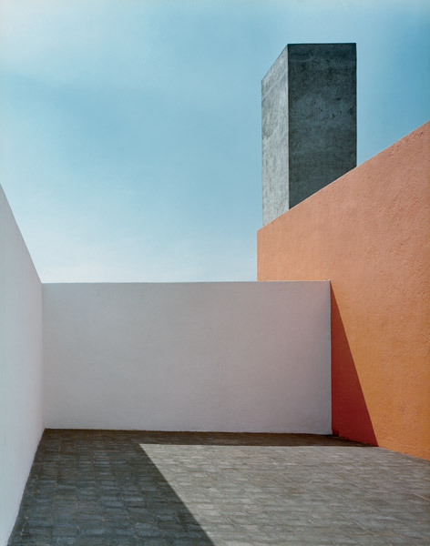 booooooom:  Barragan House, Mexico City, Mexico, 1948
