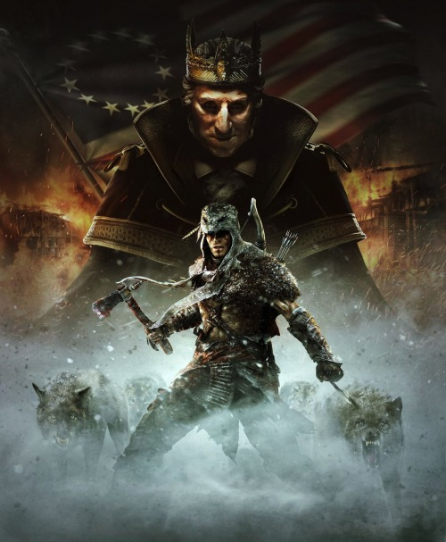 Assassin´s Creed III | The Tyranny of King Washington ya tiene fecha de salida