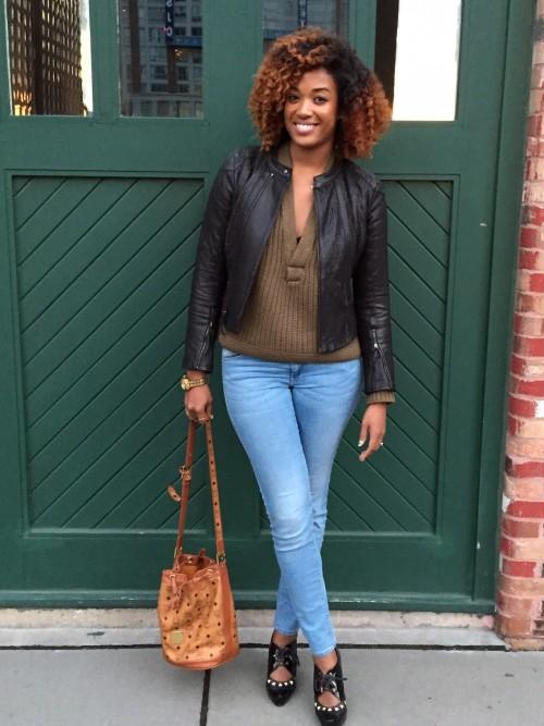 ecstasymodels:Speed BumpDani-DKBGKI - the #1 website to view fashionable &amp stylish black girls