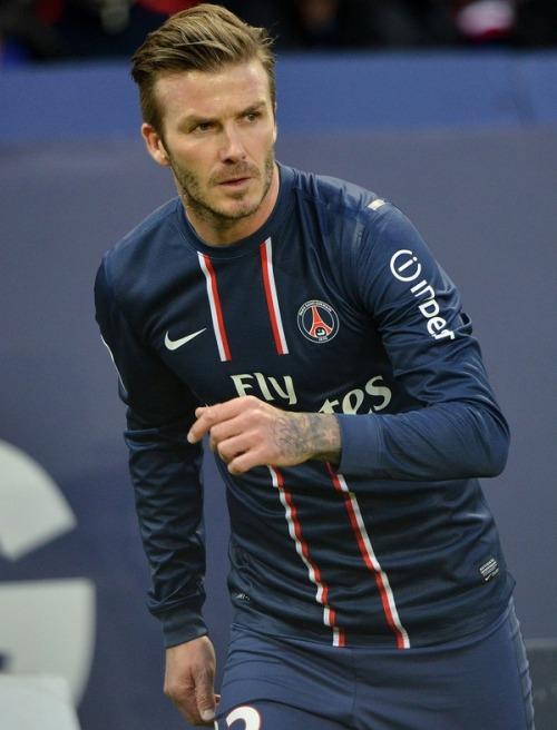 2-0-6-0:  We will miss you!  Thank you Beckham!