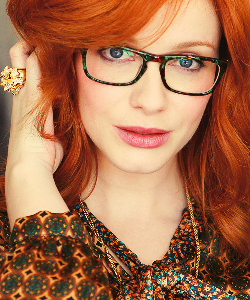 Christina Hendricks Y U SO PRETTY?