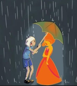 sinisterainbow:  Damn you adventure time for giving me feels