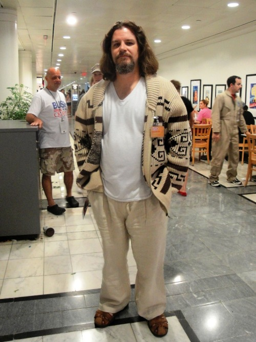 wrathofconpics:  DRAGON*CON 2012 | The Dude