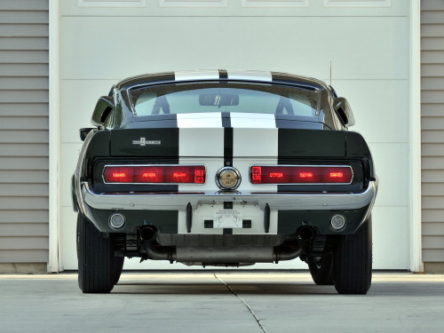fullthrottleauto:  Shelby GT500