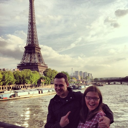 Excitement! #paris #france #europe #travel #college #me #patrick
