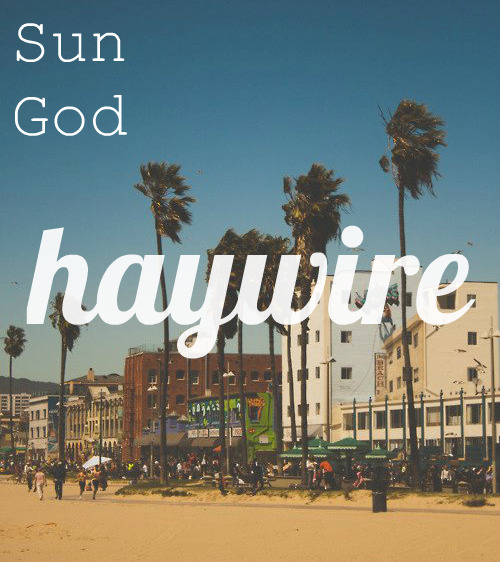 cover of my new tune  Sun God
