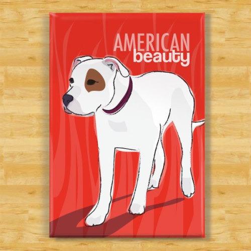 American Bulldog = American Beauty.