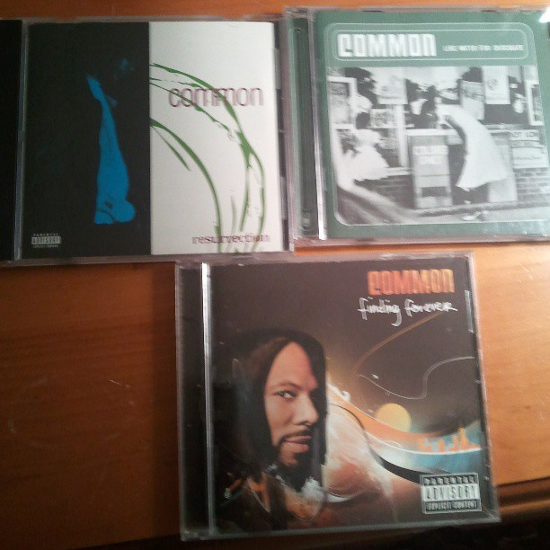 "Think its bout time I added his best album ""Be"" to my collection"