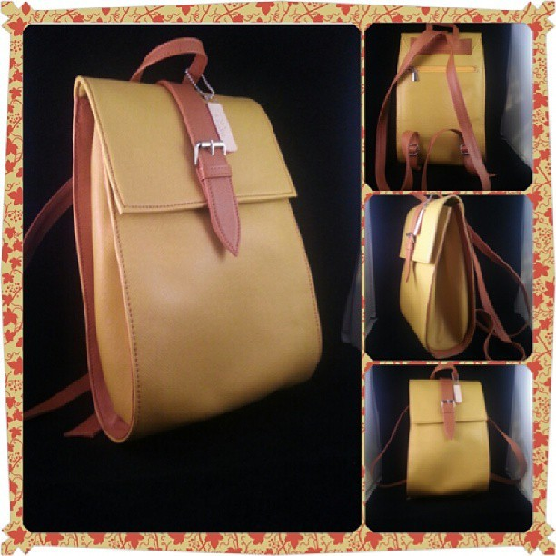 whammiet:  Brand New La Bolsa bag 45.00 for inquiries email whammiet@gmail.com. Zara combi color mustard