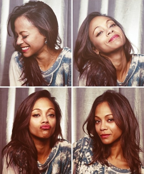 2faintinggoats:  Zoe Saldana on We Heart It. http://weheartit.com/entry/41029078/via/tzvetelina