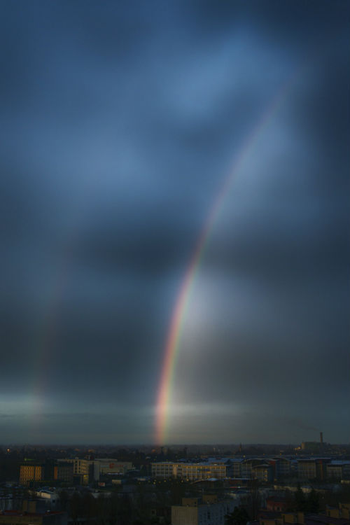 1wantchange:  double rainbow