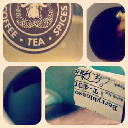 More tea please.  #tea #black #strong #Starbucks #white #yum