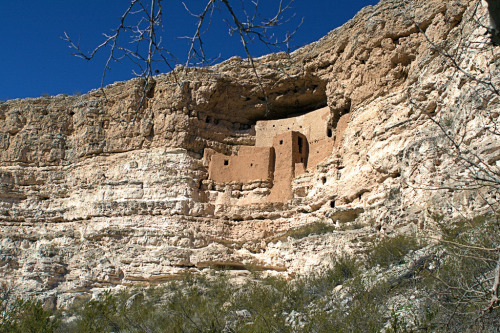 arizonanature:  Montezuma Castle Follow Arizona Nature!