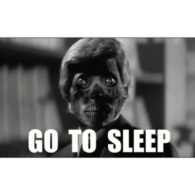 Goodnight #TheyLive