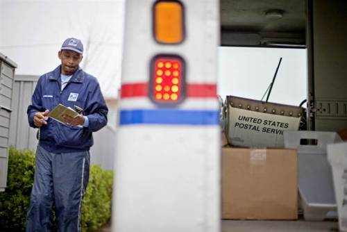 nbcnews:  Congress wants Postal Service to keep Saturday delivery (Photo: David Goldman / AP) WASHINGTON - The financially beleaguered U.S. Postal Service suffered a setback in its plan to end Saturday delivery of first-class mail as Congress on Thursday passed legislation requiring six-day delivery. Read the complete story.