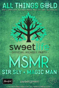 Whether or not you've heard of MS MR, if you're free tonight and have $15 laying around, I suggest you find your way to U Street Music Hall.