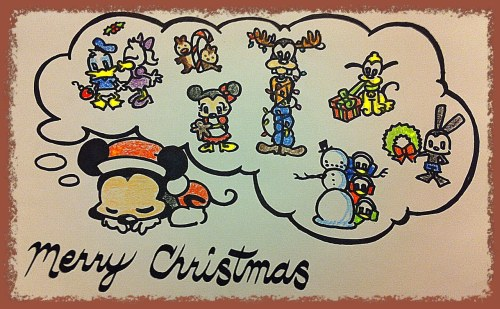 Merry Christmas! ❤Made by Noy, follow him!