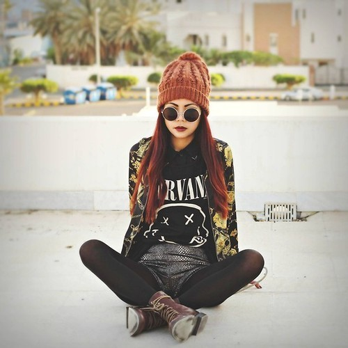 monsterllized:  ☪ Grunge Fashion blog ☪